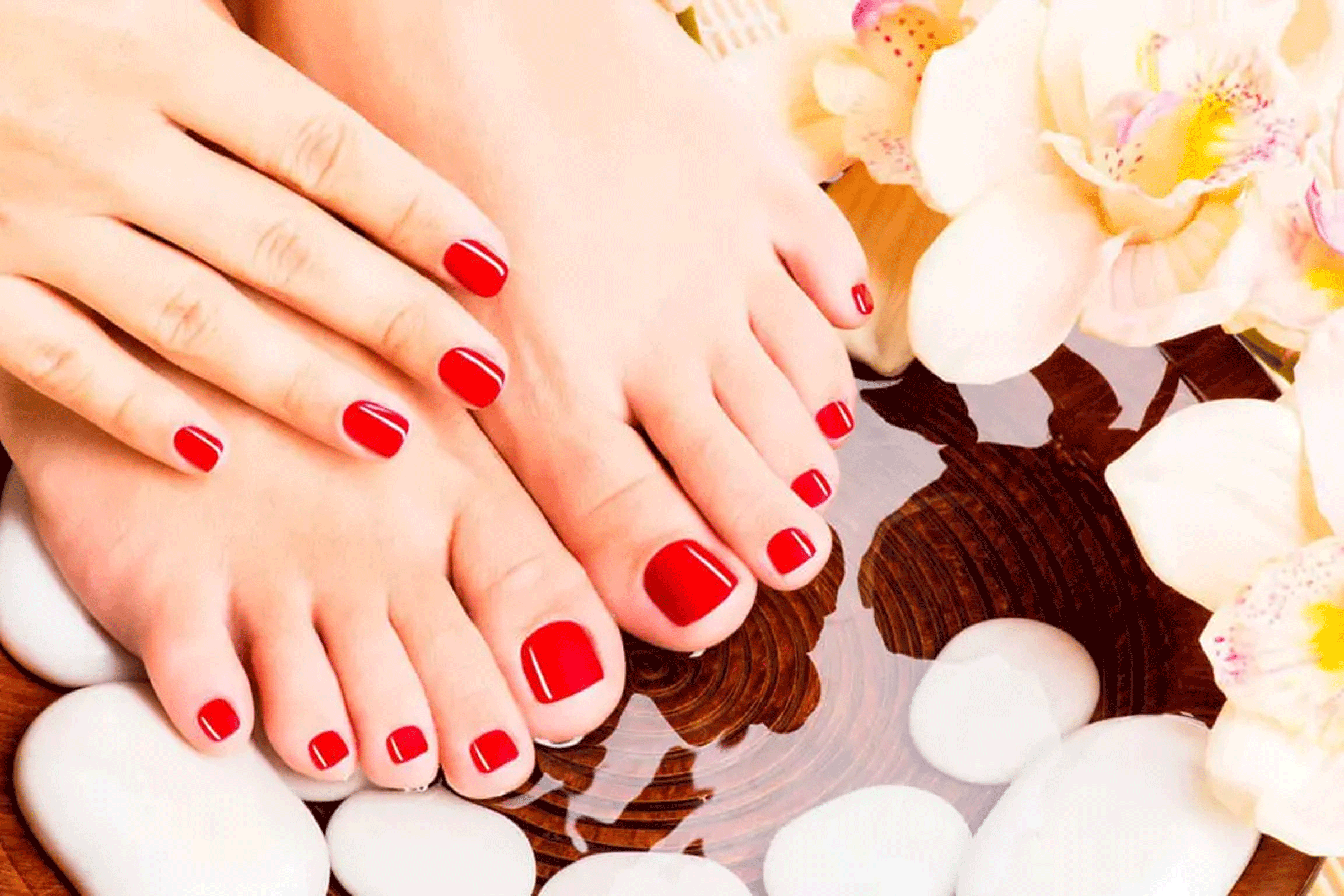 HAND AND FEET CARE